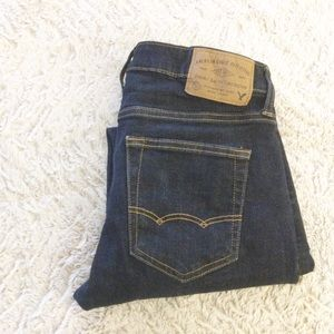 American Eagle Outfitters Slim Straight Jeans Mens